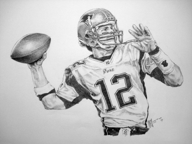 Tom Brady Coloring Pages  via Free Coloring Pages ift.tt/10e  Flickr