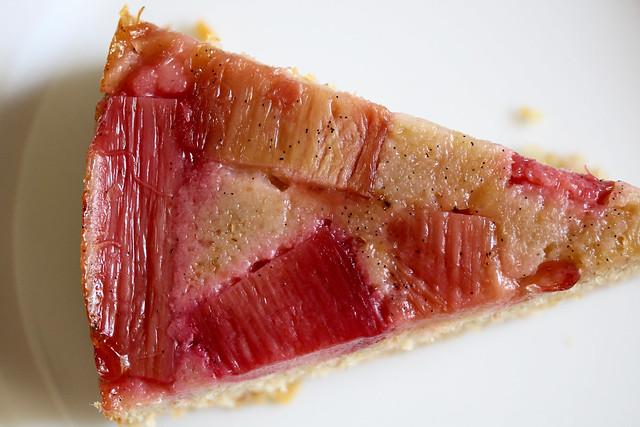 Rye & Rhubarb Cake - 46