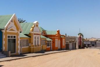 Het was ooit de rijkste stad van Afrika vanwege de vele diamanten die in de buurt werden gevonden.