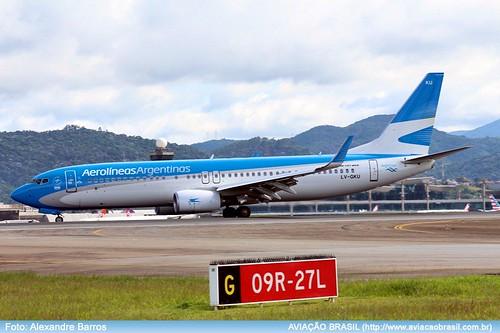 Aerolineas Argentinas - LV-GKU