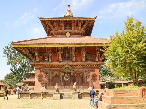 Templo Changu Narayan, recomendable si viajas a Katmandú en 3 días