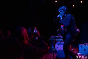 Jon Spencer & the HITmakers @ Motorco Music Hall in Durham NC on January 14th 2019
