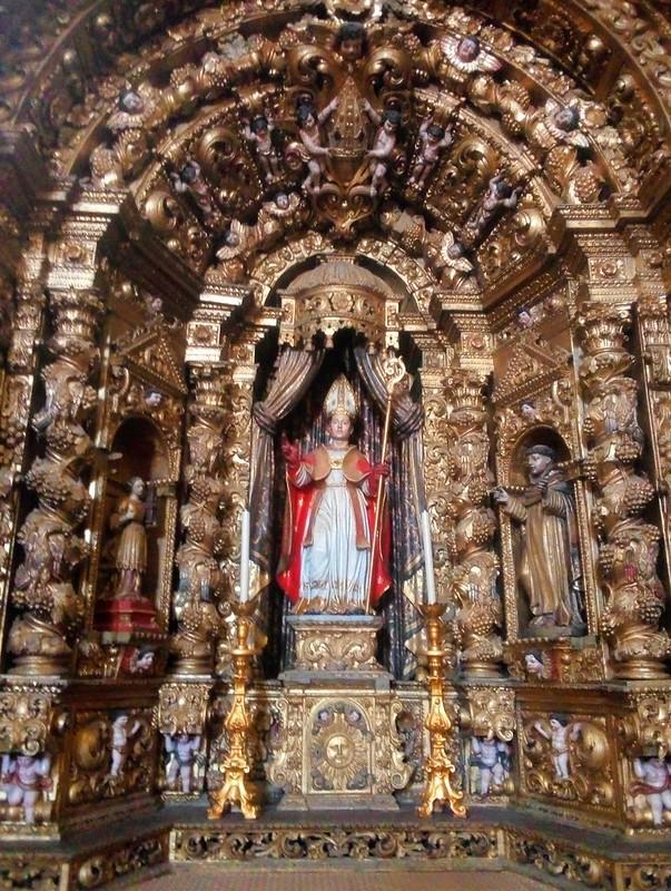 Capela de São Brás (17th century baroque) by bryandkeith on flickr