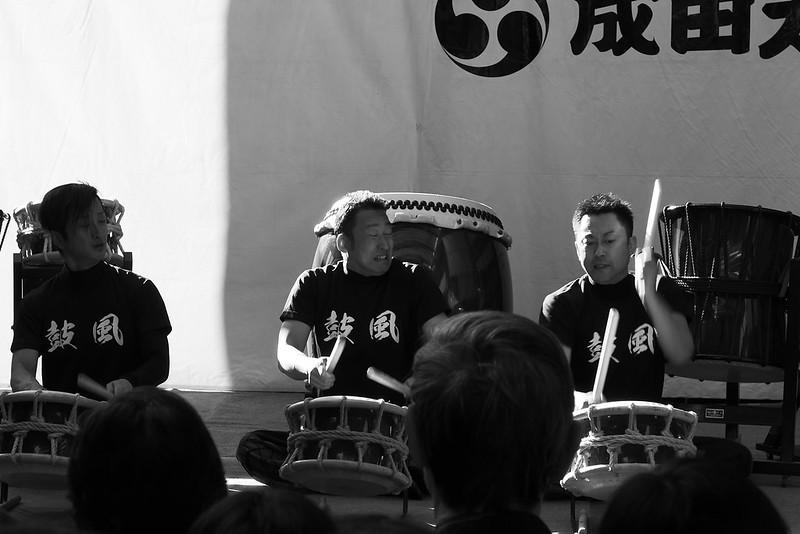 3 drums