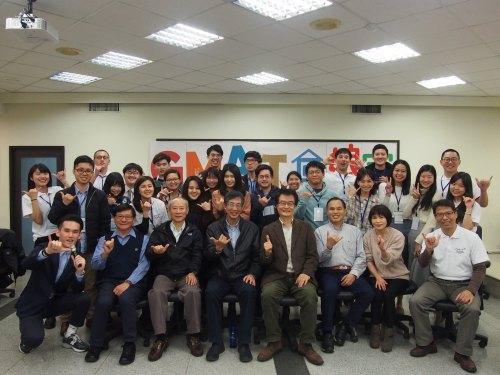 GMAT顧問與歷屆學員們一同合影