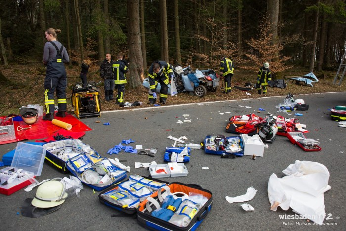 Verkehrsunfall L3031 Heidenrod 27.03.19