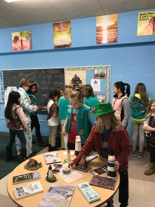 Girl Scout Cantastic Event