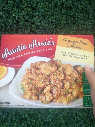 Auntie Arnie's PH