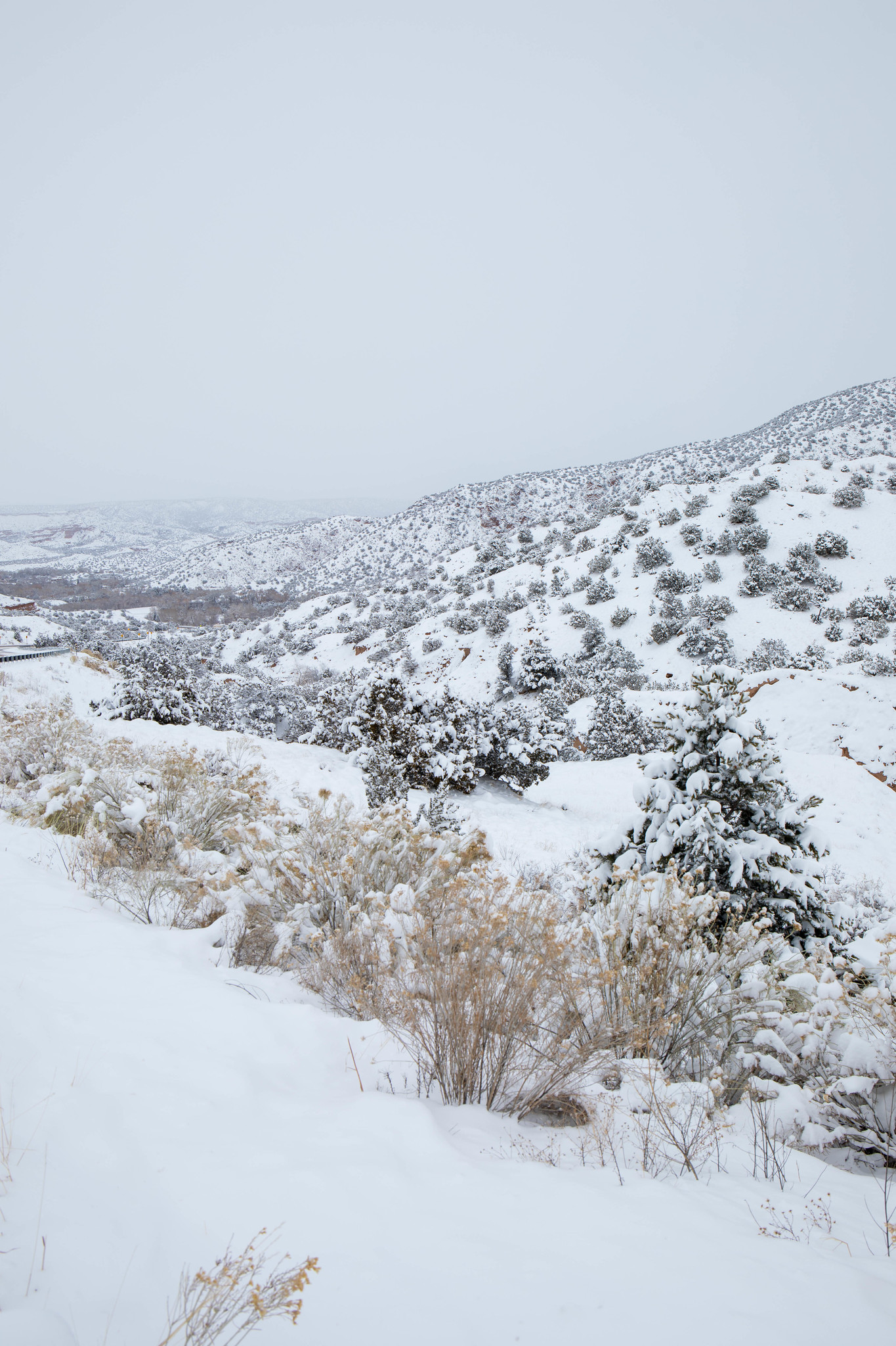 12.28. High Road To Taos, New Mexico