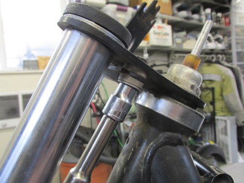 Remove Instrument Bracket