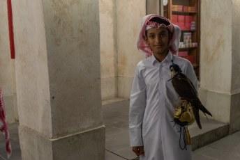 Arabieren zijn namelijk dol op vogeltjes.