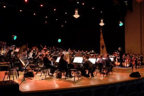 Hans Ek dirigerar Norrköpings Symfoniorkester