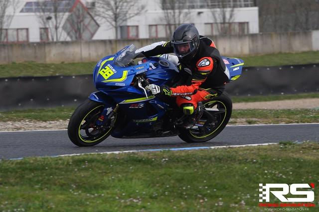 Riding Sensation - 08 Mars - Circuit Carole