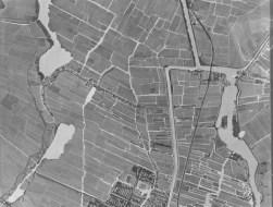 luchtfoto 1957- ouduitgeest