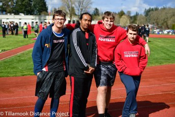 2018 T&F JV Scappoose