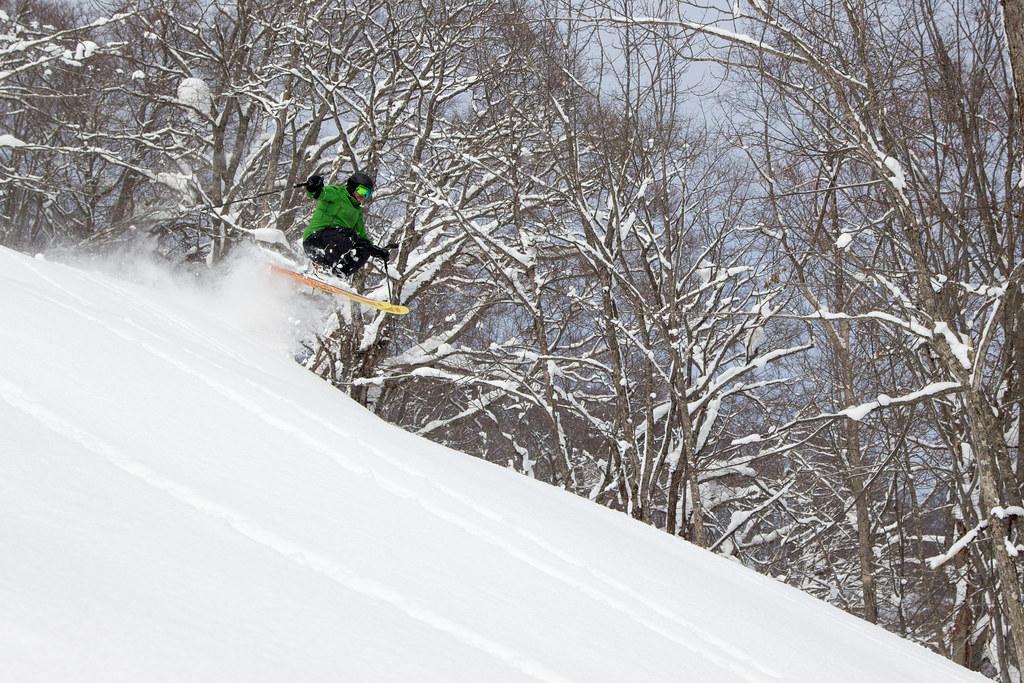 Hachimantai Resort Shimokura Ski Area