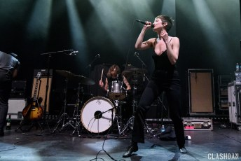 July Talk @ The National in Richmond VA on February 21st 2019