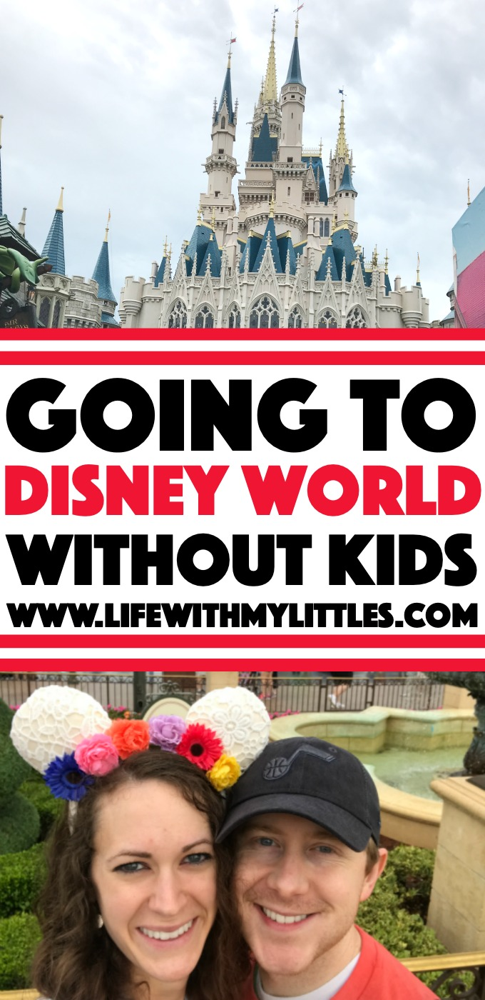 Going to Disney World without kids might seem like a crazy idea, but it completely changes your Disney experience! Here's why every parent should go to Disney without their kids at least once!
