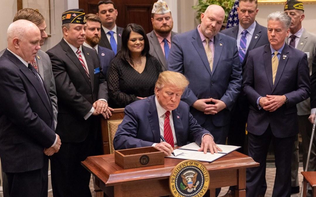 Clemency For Veterans – The Fallout #VetsForTrump