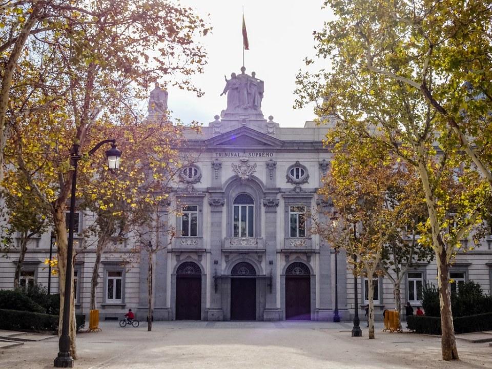 edificio Tribunal Supremo Madrid 00