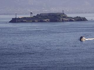 Alcatraz from GGB SR600319
