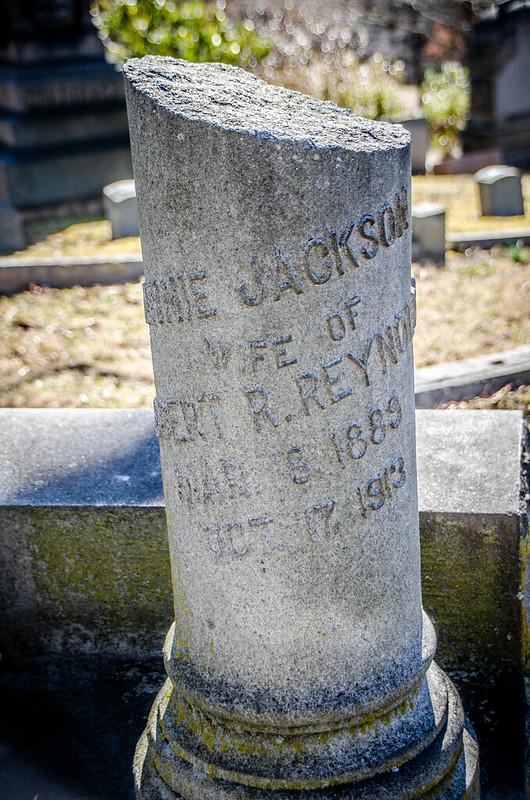 Fannie Jackson Reynolds grave-003