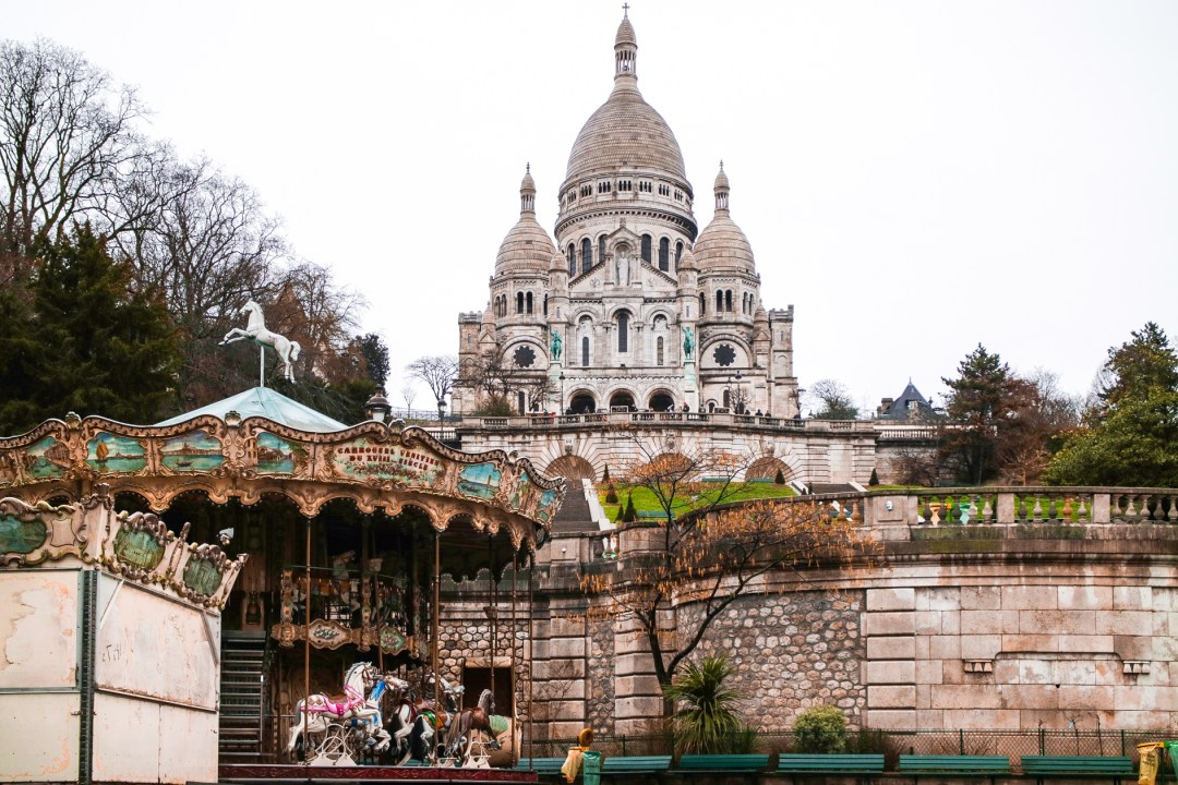 Mortmartre Parigi