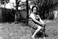 04, Cigarreira xubilada e nai de 11 fillos, anos 70.