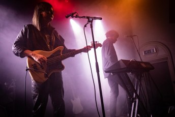 Toy at Paradiso in Amsterdam, NL on February 24th, 2019