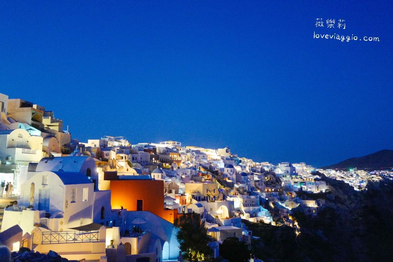 oia,santorini,伊亞,伊亞夜景,希臘自助,聖托里尼,聖托里尼夜景 @薇樂莉 Love Viaggio | 旅行.生活.攝影