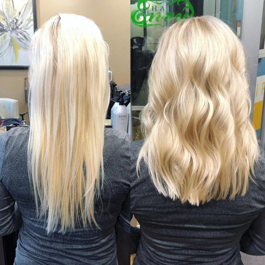 Thin hair 2019 hair styling ideas