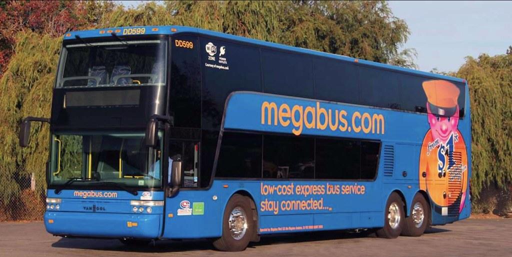 Kết quả hình ảnh cho Megabus