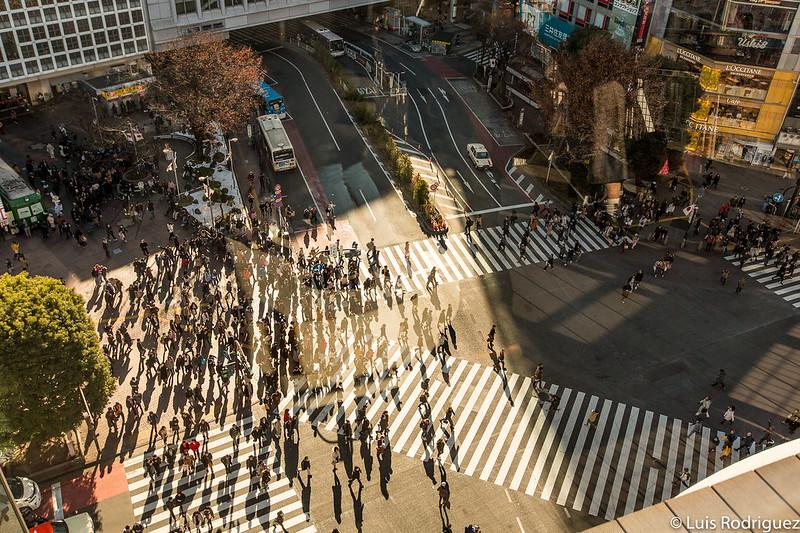 Vistas desde el mirador de magnet by Shibuya 109