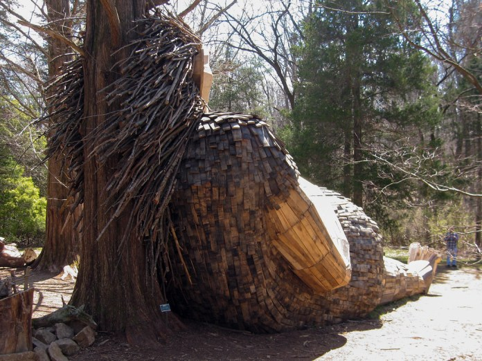 The Giants at Bernheim Forest