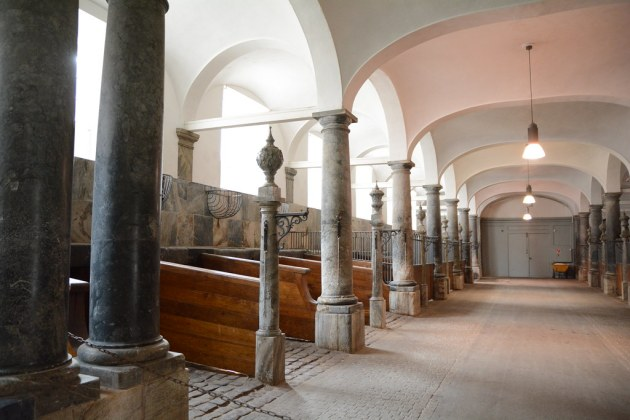 The Stables at Christiansborg Castle