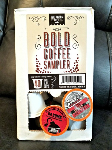 Bold Coffee Sampler Giveaway