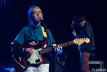 Snail Mail @ Cats Cradle Back Room in Carrboro NC on March 20th 2018