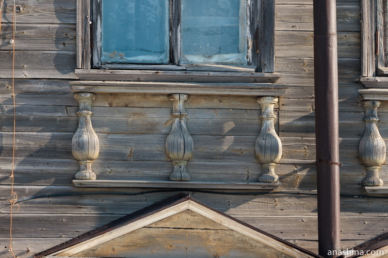Дом из усадьбы Мичуриных, Солигалич