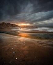 Hirtshals sunset, Denmark