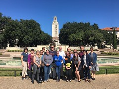 Texas-Mexico Chapter Group Photo October 2018