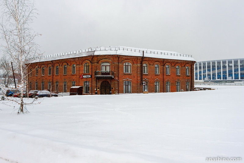 "Отель ""Никитин"", Нижний Новгород"