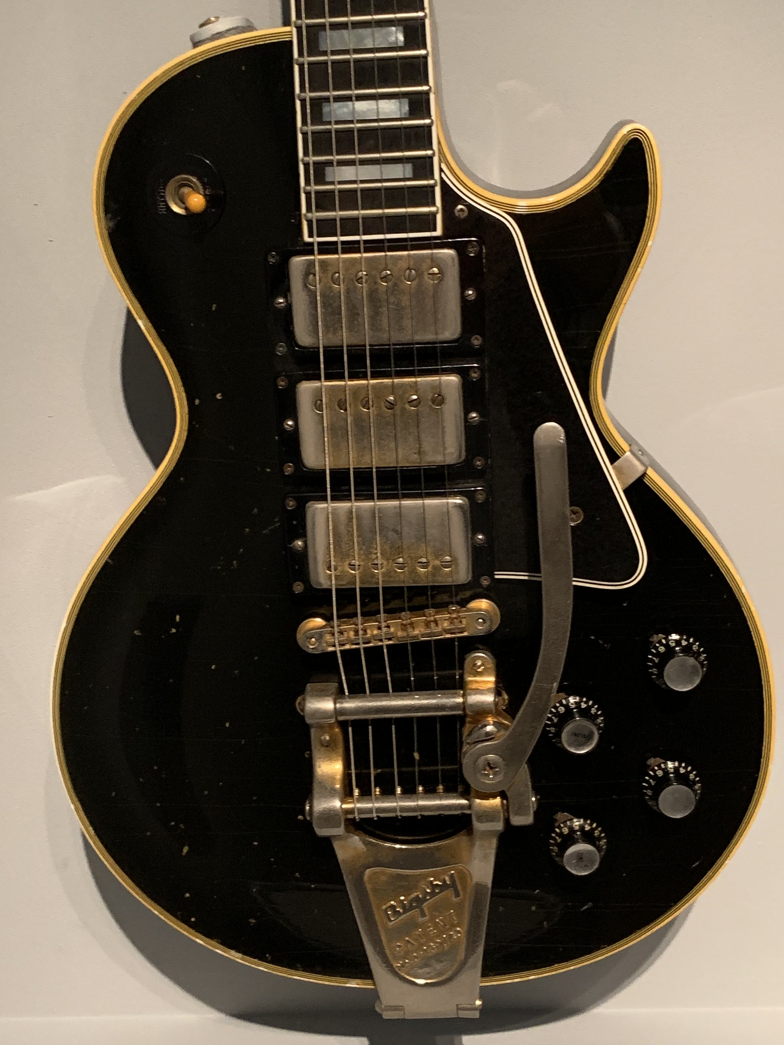 Jimmy Page Custom Les Paul - Black Beauty