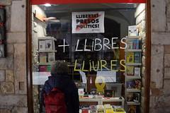 Librería  en Girona