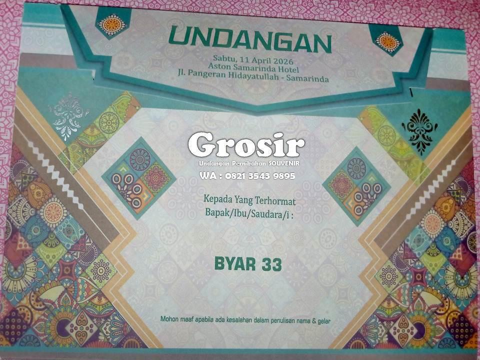 Supplier Contoh Kartu Undangan Pernikahan Probolinggo 0 Flickr