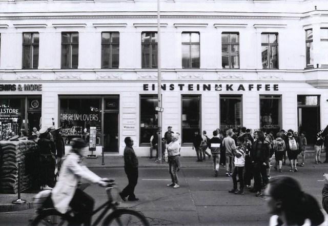 Berlin contrasts