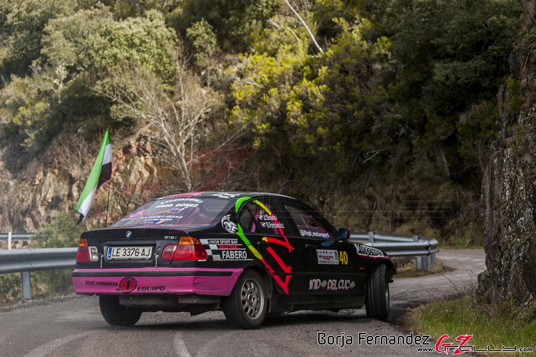 Rally del Bierzo 2019 - Borja Fernandez