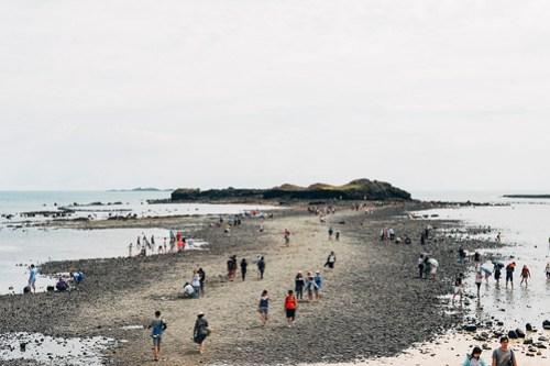 Moses Parts the Sea (摩西分海), Penghu