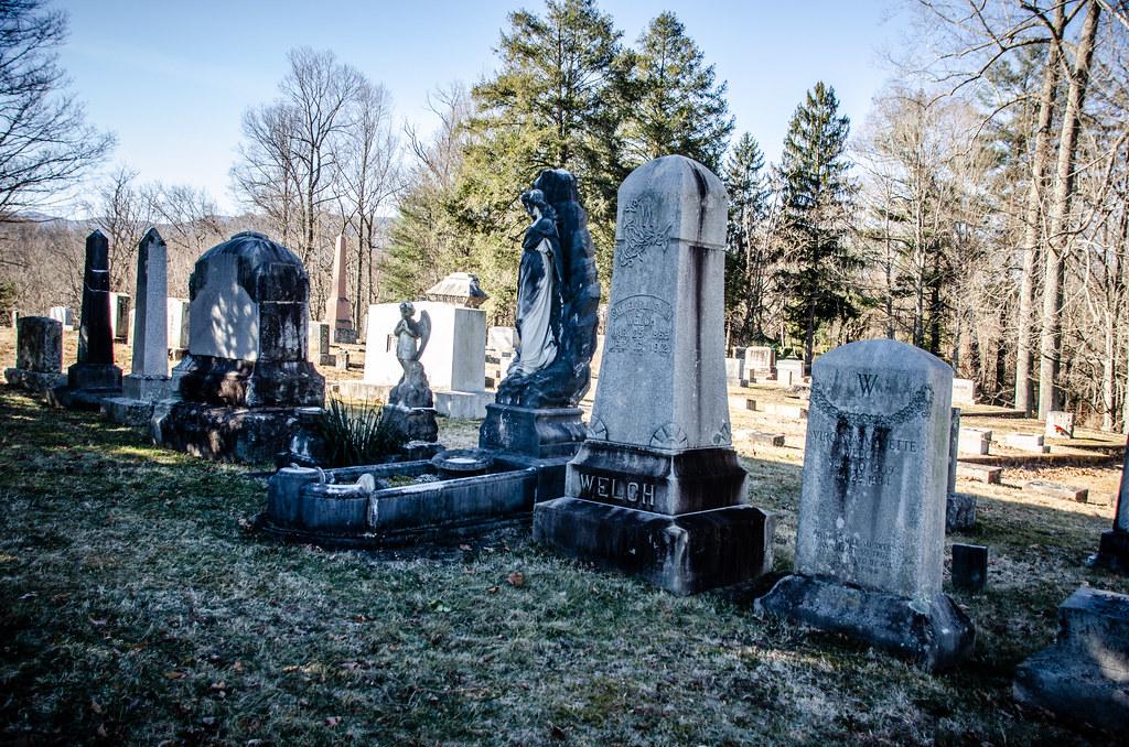 Green Hills Cemetery Waynesville-001