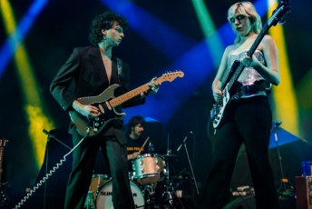 Sunflower Bean at The Anthem in Washington, DC on February 15th, 2019