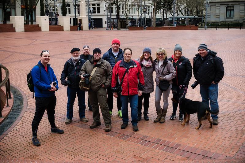 Downtown Portland Photowalk